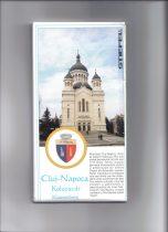 Municipiul Cluj Napoca - harta pliabila
