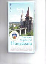 Municipiului Hunedoara -harta pliabila