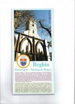 Municipiul Reghin - harta pliabila