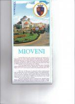 Municipiul Mioveni - harta pliabila