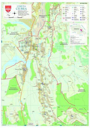 Comuna Ciurea IS -sipci de lemn