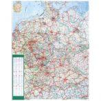 Harta Germania Rutiera