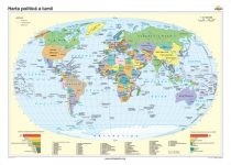 Harta politică a lumii
