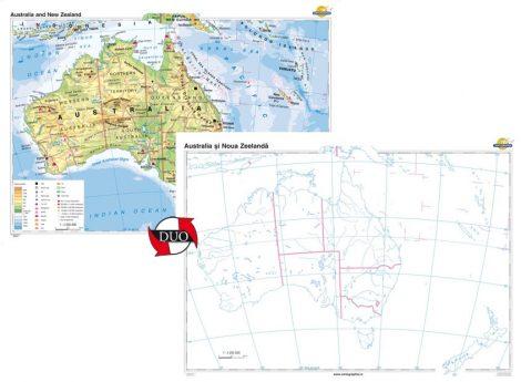 Australia şi Noua Zelanda – Duo