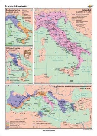 Începuturile Romei antice