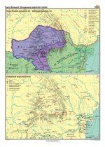Dacia Romană. Etno-geneza poporului român