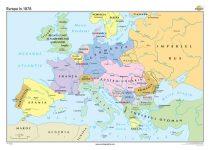 Europa în 1878