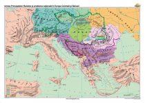Unirea principatelor Române şi problema naţională în Europa Centrală şi Balcani