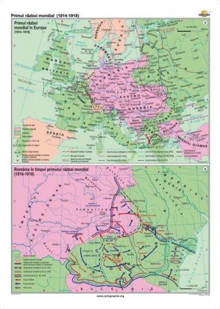 Primul război mondial (1914-1918)