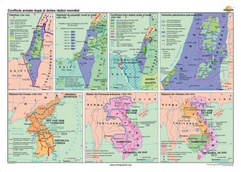Conflicte armate după al doilea război mondial