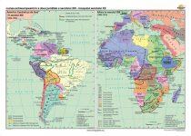 Lumea extraeuropeană în a doua jumătate a secolului XIX – începutul secolului XX