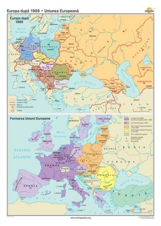 Europa după 1989 * Uniunea Europeană