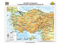 Asia Mică şi Capadocia în timpul Părinţilor Capadocieni (secolul IV)
