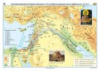 Perioada patriarhilor (începutul mileniului II î. Hr.) şi Robirea poporului evreu în Babilon (sec. VI î. Hr.)