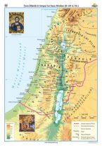 Ţara Sfântă în timpul lui Iisus Hristos (6–34 d. Hr.)