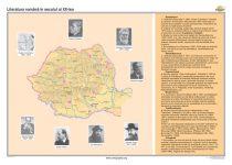 Literatura română în secolul al XX-lea