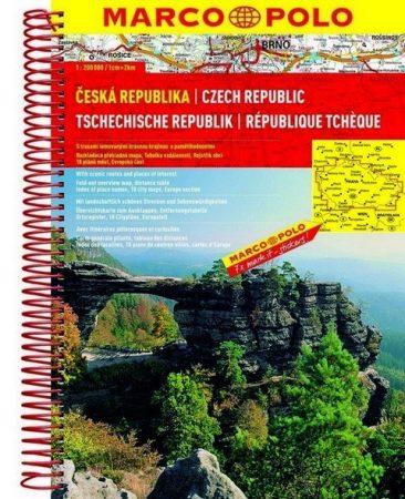 Atlas Rutier Cehia
