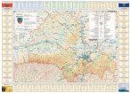 Harta Judetului cu primarii Brasov