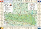 Harta județului Ialomița cu primării