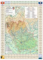 Harta Judetului Prahova cu primarii