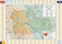 Harta Judetului cu primarii Neamt