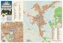 Harta Municipiului Miercurea Ciuc HR - șipci de plastic