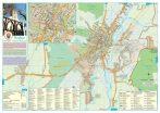 Harta Municipiului Reghin MS - șipci de plastic