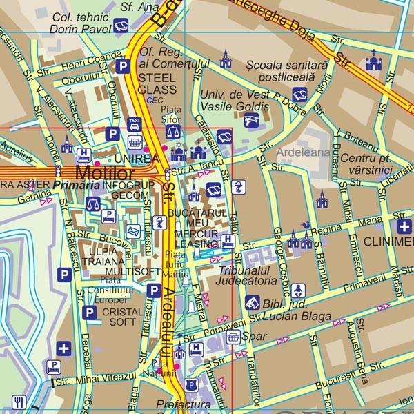 Harta Municipiului Alba Iulia Ab Sipci De Plastic Stiefel Romania