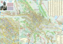Harta Municipiului Iasi IS - sipci de plastic