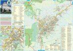 Harta Municipiului Odorheiu Secuiesc HR - șipci de plastic