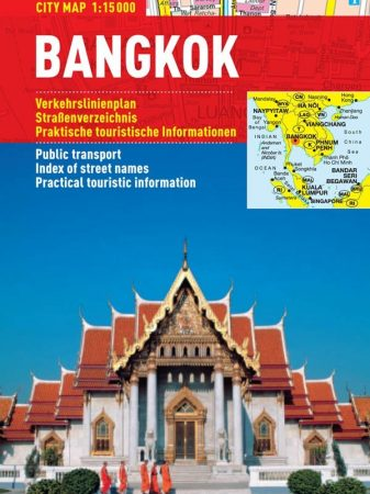 Bangkok - harta turistica pliabila