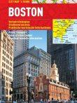 Boston - hartă turistică pliabilă