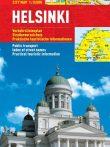 Helsinki - hartă turistică pliabilă