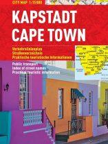 Cape Town - hartă turistică pliabilă