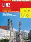 Linz - hartă turistică pliabilă