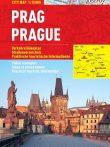 Praga - harta turistica pliabila