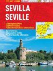 Sevilla -hartă turistică pliabilă