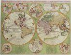 Hartă de birou - Lumea Antică