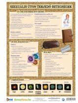 Szexuális úton terjedő betegségek / Egészséges életmód tanulói munkalap- Boli cu transmitere sexuală/  Mod sănătos de viață fisă de studiu