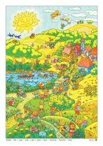 Planșă Vara - Mono