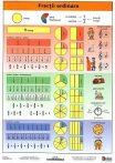 Fracții ordinare - planșă de perete