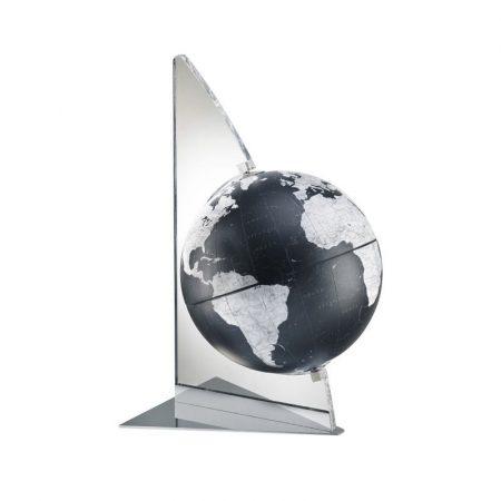 Glob de birou VELA BLACK