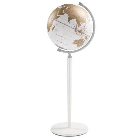 Glob de podea VASCO DE GAMA ALL WHITE
