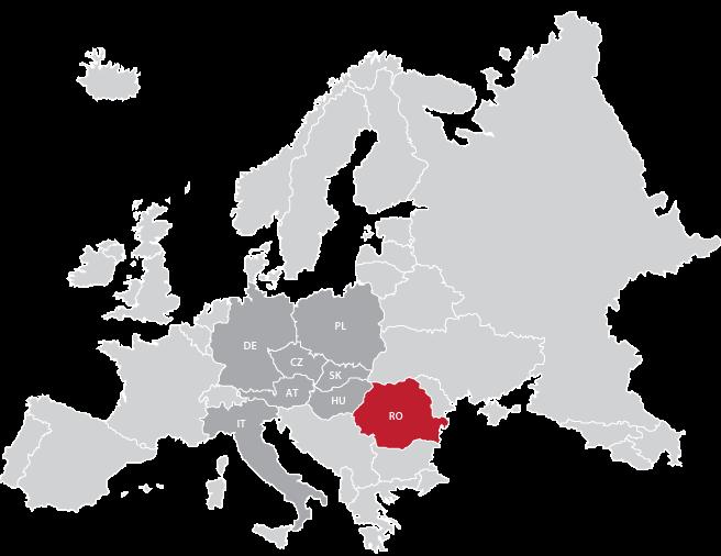 STIEFEL in Europa
