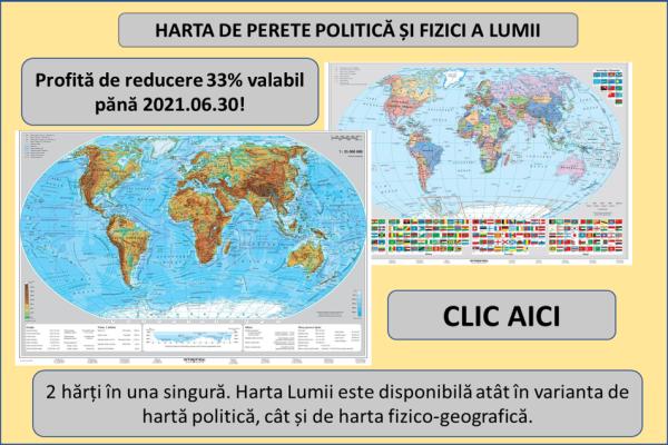 promo Harta Lumii